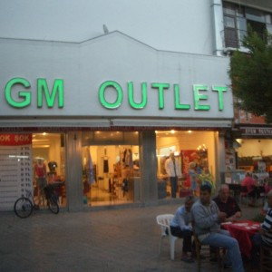 Marmaris MGM Outlet