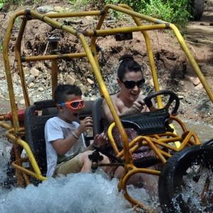 Marmaris Buggy Safari Turu